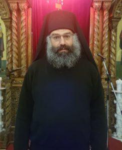 Bishop Markos Theodosis