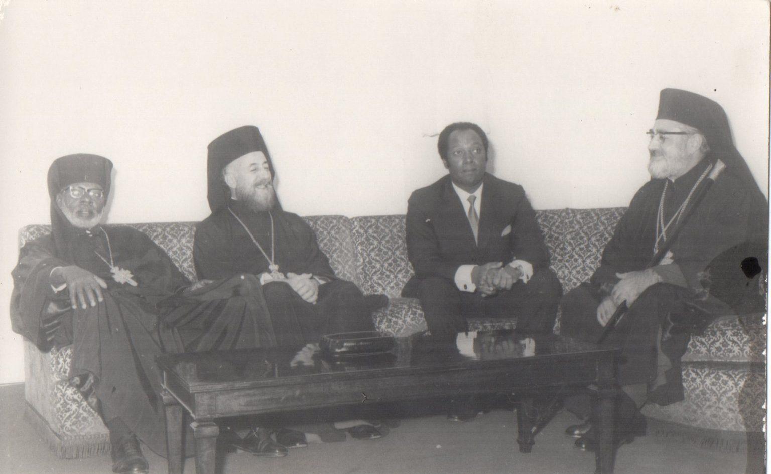 Markarios III Gathuna Njoroge